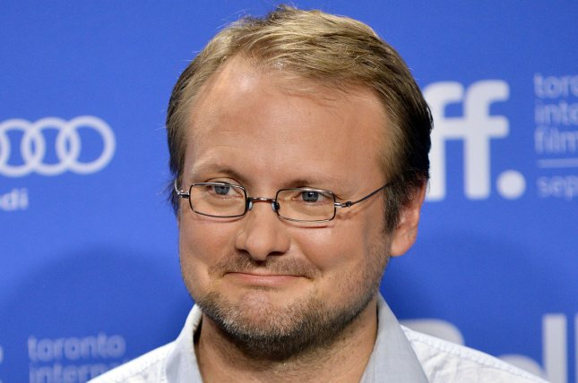 Director Rian Johnson attends the 'Looper' press conference at the Lightbox on opening day of the Toronto International Film Festival in Toronto, Canada on September 6, 2012. UPI/Christine Chew