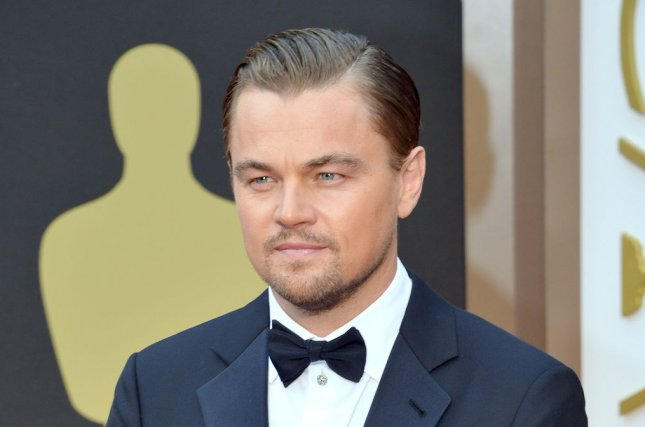 Leonardo DiCaprio will portray Billy Milligan in 'The Crowded Room.' File photo by Kevin Dietsch/UPI
