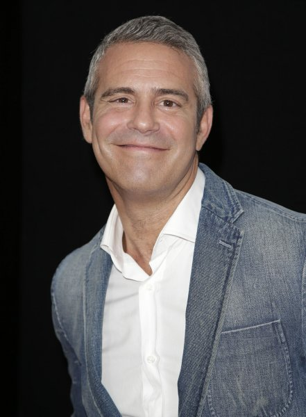 Andy Cohen arrives on the red carpet at the New York Premiere of 'Trainwreck' at Alice Tully Hall in New York City on July 14, 2015. Photo by John Angelillo/UPI