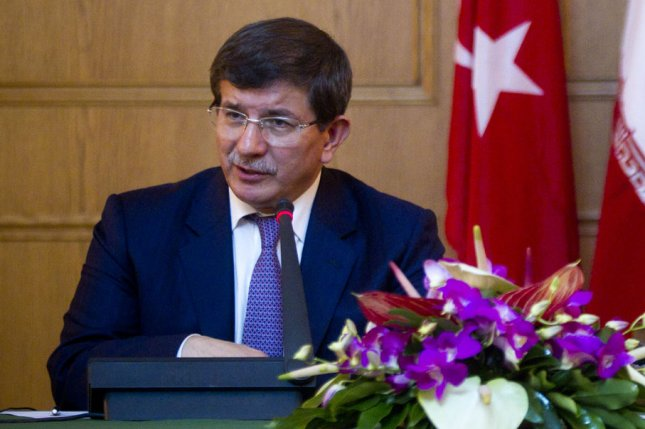 Turkish Prime Minister Ahmet Davutoglu resigned on Thursday due to a rumored rift with President Recep Tayyip Erdogan, who hand-picked Davutoglu to replace him as the leader of their Justice and Development Party in 2014. File photo by Maryam Rahmanian/UPI