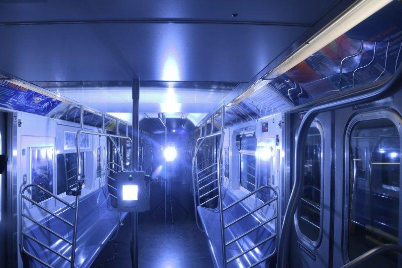 NYC to Test UV Light Lamps on Public Transit to Kill Virus