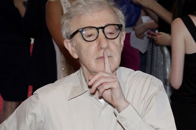 Woody Allen attends the Cinema Society with The Hollywood Reporter & Piaget and Disaronno special screening of 'To Rome With Love' at the Paris Theatre in New York City on June 20, 2012. UPI/John Angelillo