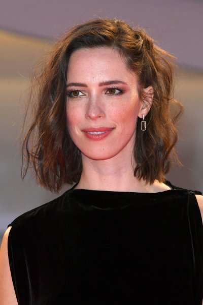 Rebecca Hall plays a widow with ghosts to cope with in The Night House. File Photo by Paul Treadway/UPI