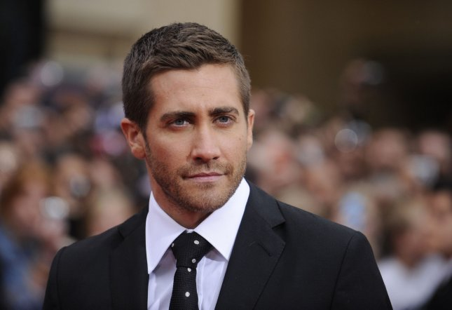Cast member Jake Gyllenhaal attends the premiere of the film Prince of Persia in Los Angeles on May 17, 2010. UPI Photo/ Phil McCarten