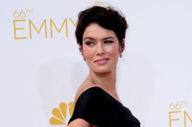 Lena Headey attends the Primetime Emmy Awards on August 25, 2014. The actress plays Cersei Lannister on the HBO series Game of Thrones. File Photo by Jim Ruymen/UPI