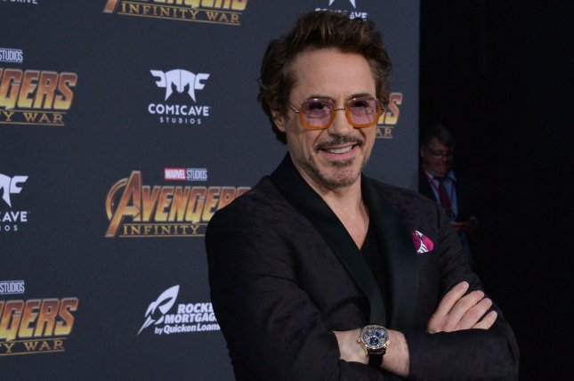 Robert Downey Jr., stars in Dolittle, an upcoming adaptation of the Hugh Lofting book The Voyages of Doctor Dolittle. File Photo by Jim Ruymen/UPI