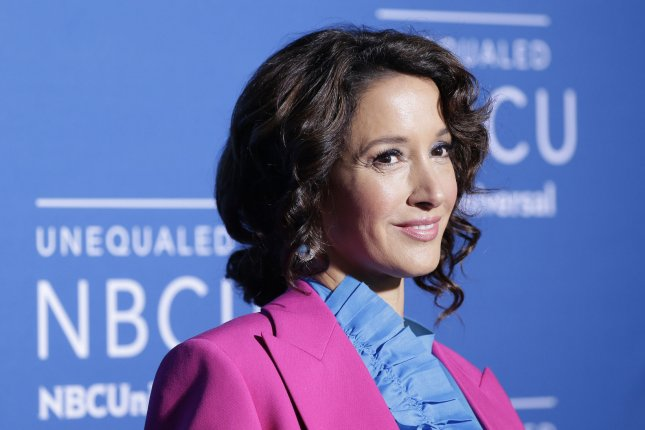 Jennifer Beals is now a guest star in The L Word: Generation Q Season 2. File Photo by John Angelillo/UPI