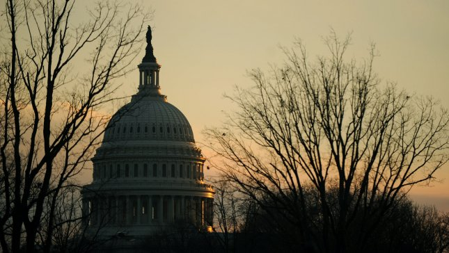 The U.S. Capitol Building is seen in Washington, DC. File/UPI/Kevin Dietsch