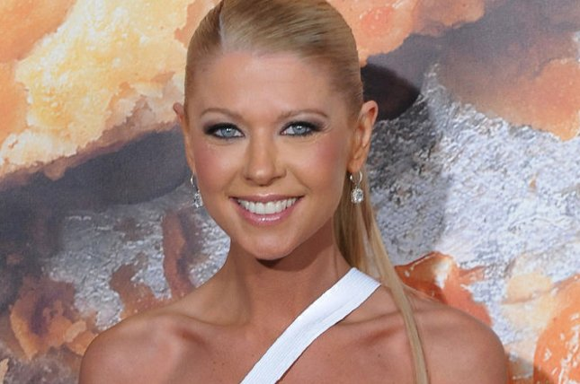Actress Tara Reid, a cast member in the motion picture romantic comedy American Reunion, attends the premiere of the film at Grauman's Chinese Theatre in the Hollywood section of Los Angeles on March 19, 2012. UPI/Jim Ruymen