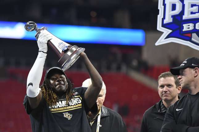 UCF's Shaquem Griffin to Attend NFL Draft
