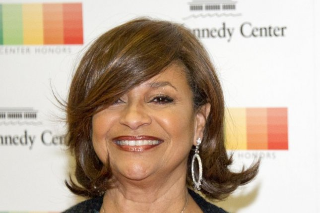 Debbie Allen will receive a Kennedy Center lifetime achievement honor for her work in choreography, acting and art. Pool photo by Ron Sachs/UPI