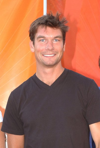 Jerry O'Connell from the show Crossing Jordan arrives at the The NBC All-Star Event July 25, 2005, in Los Angeles. The event featured stars from the NBC lineup of shows. (UPI Photo/John Hayes)