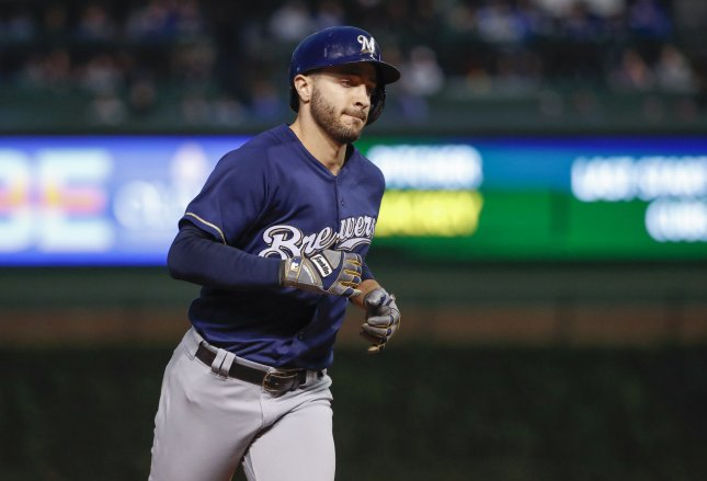 Ryan Braun and the Milwaukee Brewers take on the St. Louis Cardinals on Sunday. Photo by Kamil Krzaczynski