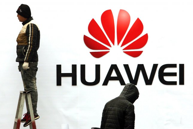 Huawei's billionaire founder addressed spying allegations for the first time on Tuesday. File Photo by Stephen Shaver/UPI