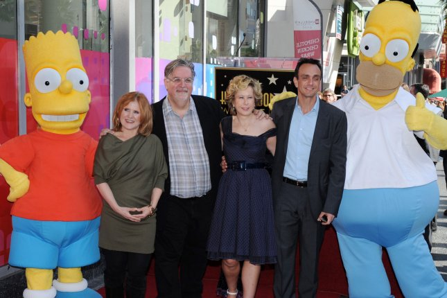 All 30 seasons of The Simpsons will be available to stream on Disney+ this fall. File Photo by Jim Ruymen/UPI