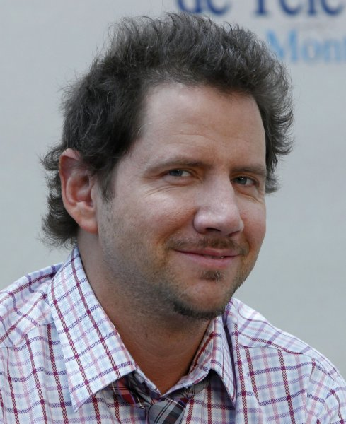 Actor Jamie Kennedy arrives for a photocall for the television show Ghost Whisperer during the 49th Monte Carlo Television Festival in Monte Carlo, Monaco on June 9, 2009. (UPI Photo/David Silpa)