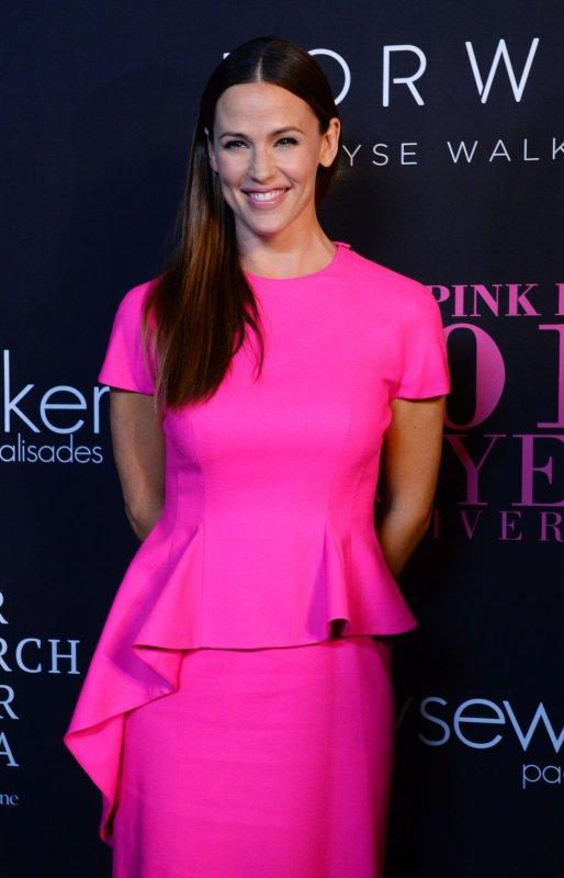 Jennifer Garner says she and husband Ben Affleck are treated differently in Hollywood. (UPI/Jim Ruymen)