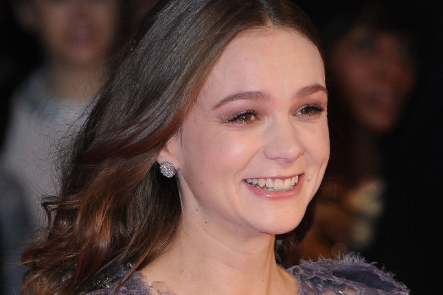 English actress Carey Mulligan attends a screening of Suffragette in London on October 7, 2015. Photo by Paul Treadway/UPI