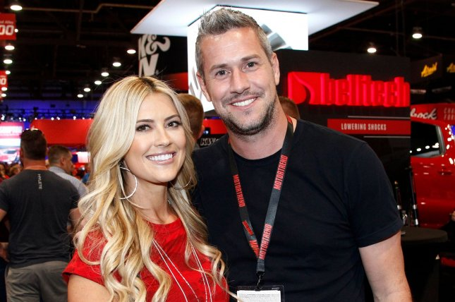 Christina Anstead (L) filed for divorce from Ant Anstead after less than two years of marriage. File Photo by James Atoa/UPI