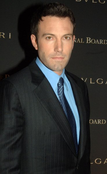Actor Ben Affleck, winner of Best Directorial Debut for film Gone Baby Gone, arrives for the 2007 National Board of Review of Motion Pictures award ceremonies held at Cipriani 42nd St. in New York on January 15, 2008. (UPI Photo/Ezio Petersen)