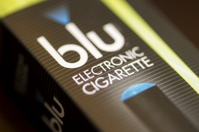An electronic cigarettes package is seen in Washington, D.C. on April 24, 2014. Last Thursday, the FDA proposed rules that call for strict regulation of electronic cigarettes, cigars, pipe tobacco, nicotine gels, water pipe tobacco and hookahs. Currently, the FDA only has regulatory authority over cigarettes, smokeless tobacco and roll-your-own tobacco. UPI/John Angelillo