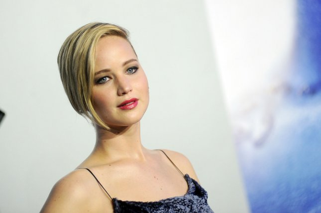 Jennifer Lawrence arrives on the red carpet at the X-Men: Days of Future Past world premiere in New York City on May 10, 2014. File photo by Dennis Van Tine/UPI