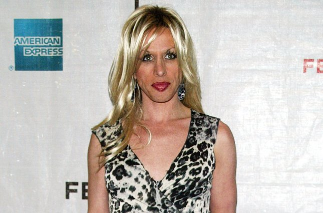 Alexis Arquette arrives for the Tribeca Film Festival press conference for Alexis Arquette She's My Brother in New York on April 26, 2007. File Photo by Laura Cavanaugh/UPI