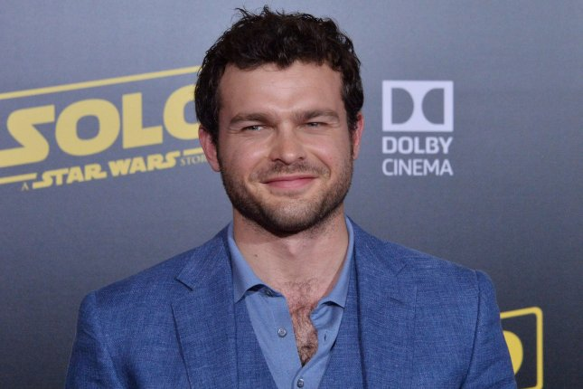 Cast member Alden Ehrenreich attends the premiere of Solo: A Star Wars Story in the Hollywood section of Los Angeles on Thursday. Photo by Jim Ruymen/UPI