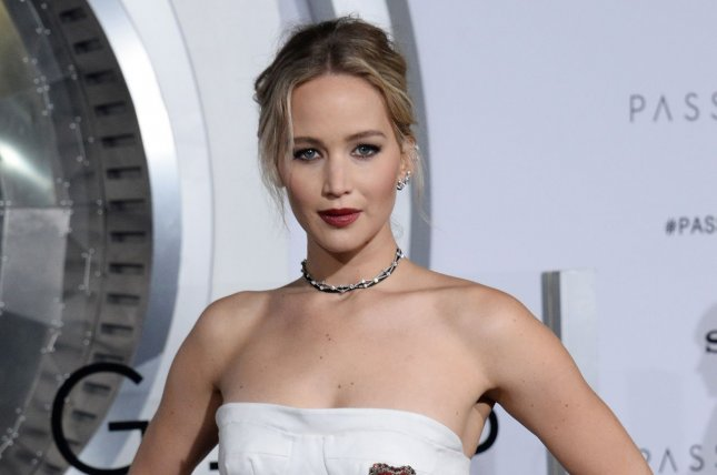 Jennifer Lawrence attends the Los Angeles premiere of Passengers on December 14, 2016. File Photo by Jim Ruymen/UPI