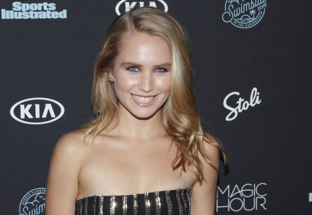 Model Sailor Brinkley-Cook was eliminated from Dancing with the Stars Season 28 on Monday night. File Photo by John Angelillo/UPI