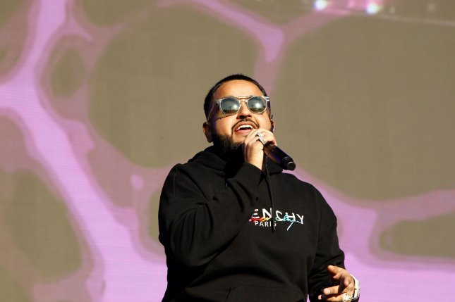 Nav's Good Intentions is No. 1 on the Billboard 200 chart dated Saturday. File Photo by James Atoa/UPI