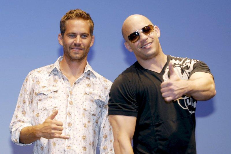Paul Walker Pablo: Vin Diesel Pays Tribute To Paul Walker At Teen Choice