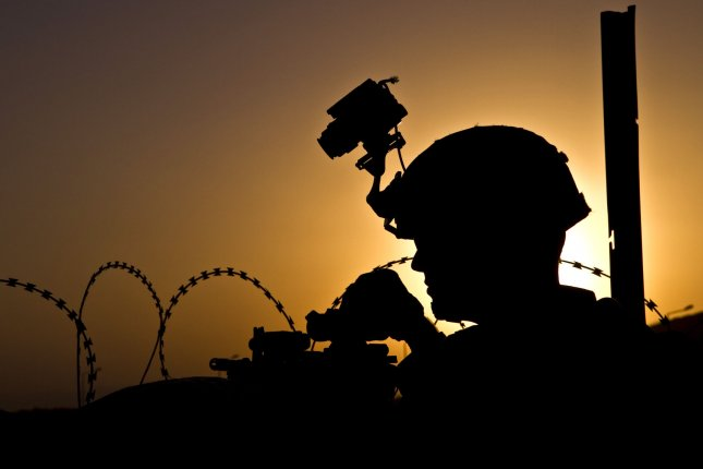 A U.S. service member died Tuesday in a gun battle in Afghanistan, the second American soldier to die there this year. File Photo by Sgt. J.A. Moeller/ U.S. Army/UPI