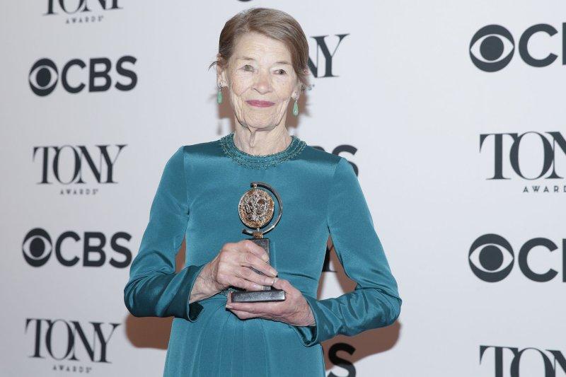 Glenda Jackson was honored with the British Independent Film Awards' Richard Harris Award. File Photo by John Angelillo/UPI
