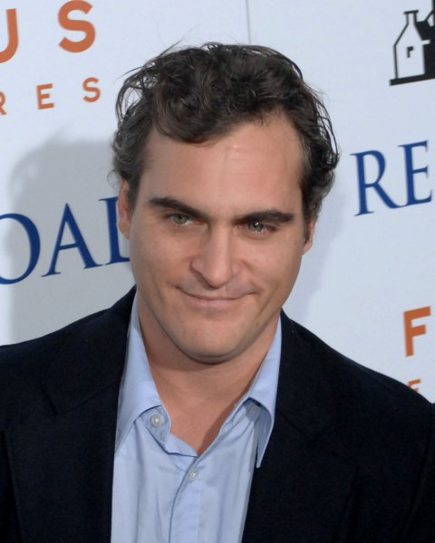 Actor Joaquin Phoenix arrives for the premiere of Reservation Road in Los Angeles on October 18, 2007. (UPI Photo/Scott Harms)