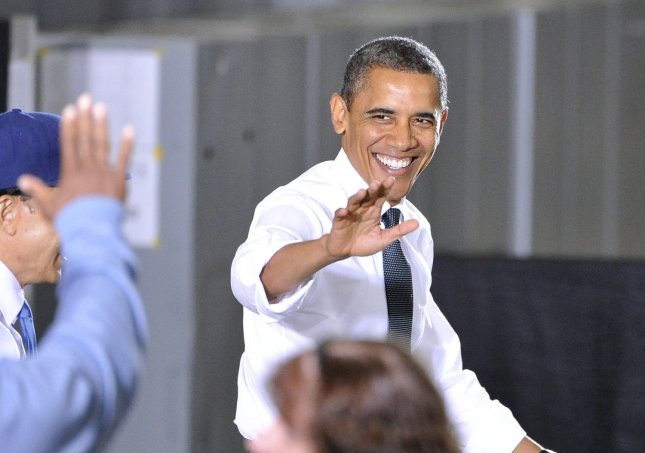 U.S. Latinos, who helped Barack Obama win the presidency, are increasingly apathetic about politics and may not vote next year pollsters say. File photo. UPI/Brian Kersey