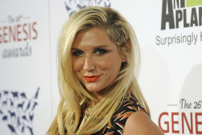 KeSha attends the 26th Genesis Awards held at the Beverly Hilton Hotel in Beverly Hills, California on March 24, 2012. UPI/Phil McCarten
