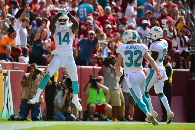 Dolphins reportedly looking to trade Jarvis Landry