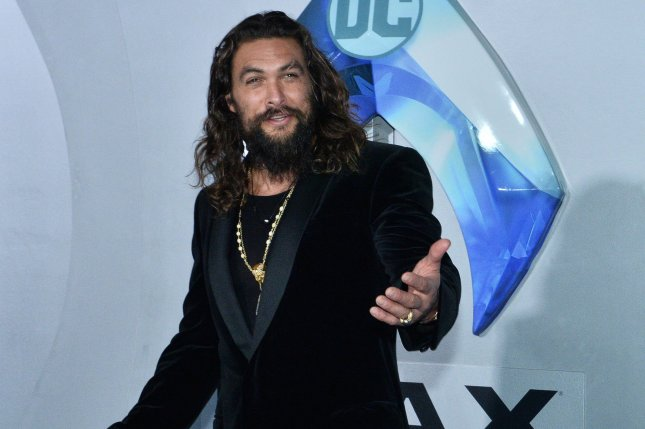 Actor Jason Momoa is in talks to join the ensemble of the planned Dune reboot. File Photo by Jim Ruymen/UPI