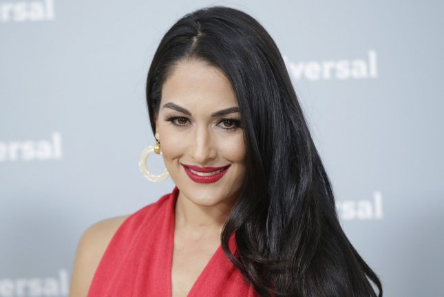 Nikki Bella said she is retiring from WWE on the Season 4 finale of Total Bellas. File Photo by John Angelillo/UPI