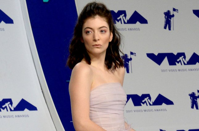 Lorde announced Going South, a book featuring photos and musings from her 2019 visit to Antarctica. File Photo by Jim Ruymen/UPI