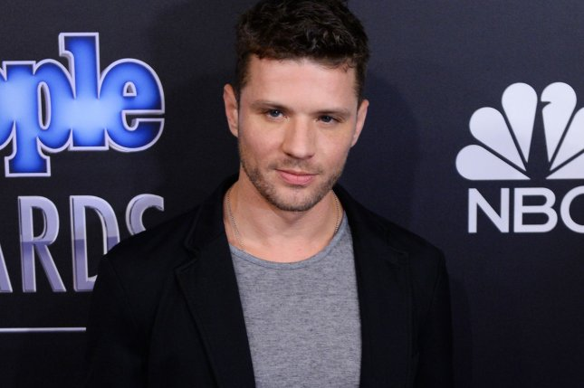 Ryan Phillippe is to star in the USA Network pilot Shooter. Photo by Jim Ruymen/UPI