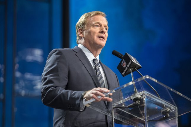 Roger Goodell says Super Bowl not being considered for London