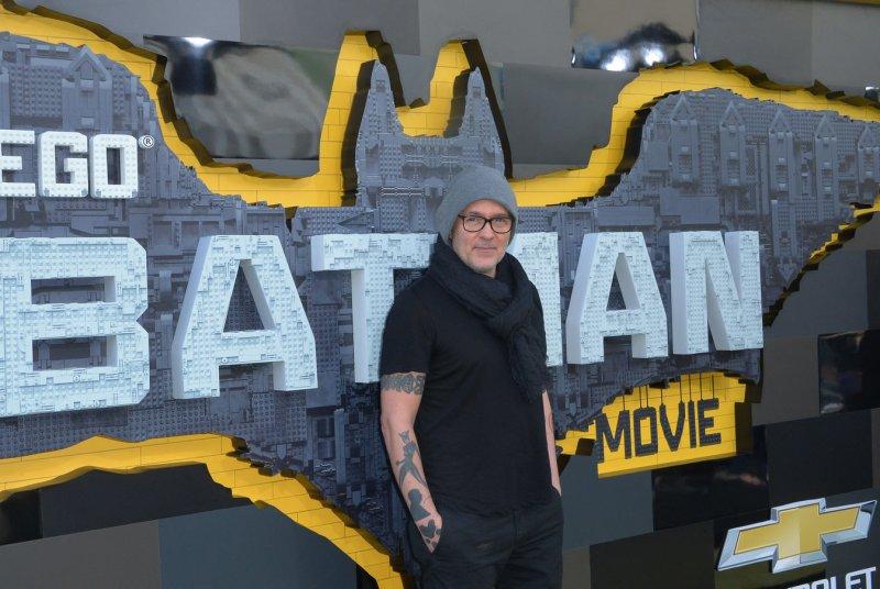 Director Chris McKay is helming Reborn, a Netflix adaptation of the Millarworld comic books. File Photo by Jim Ruymen/UPI