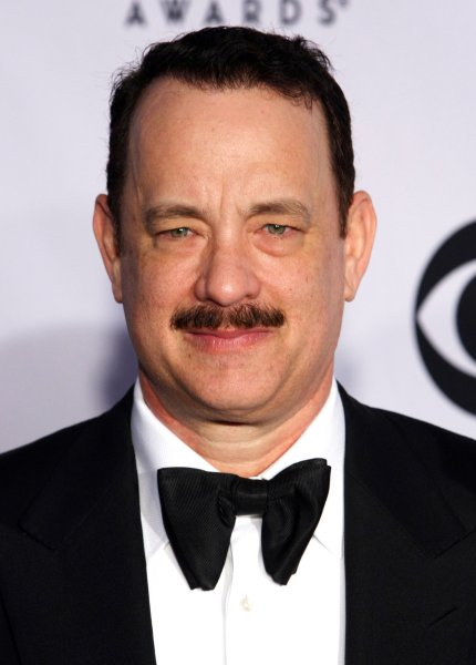 Tom Hanks arrives on the red carpet at the 67th Annual Tony Awards held at Radio City Music Hall on June 9, 2013 in New York City. UPI/Monika Graff