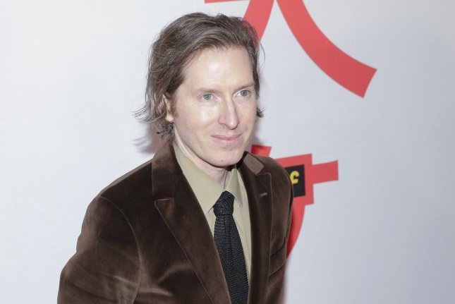 Wes Anderson arrives on the red carpet at the Isle Of Dogs New York Screening at the Metropolitan Museum of Art on March 20, 2018, in New York City. The director turns 50 on May 1. File Photo by John Angelillo/UPI