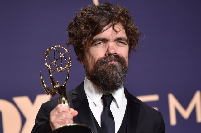 Peter Dinklage will play Van Helsing in the new movie Good Bad & Undead. File Photo by Christine Chew/UPI