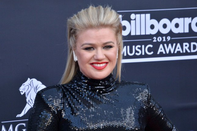 Kelly Clarkson released Christmas Isn't Canceled (Just You), the lead single from her forthcoming album, When Christmas Comes Around... FilePhoto by Jim Ruymen/UPI