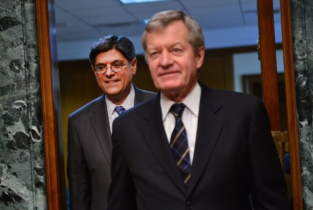 U.S. Sen. Max Baucus, the Montana Democrat frequently at odds with Democratic colleagues, has decided to retire, party officials say. file photo. UPI/Kevin Dietsch