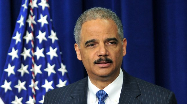 U.S. Attorney General Eric Holder could face contempt charges. UPI/Kevin Dietsch